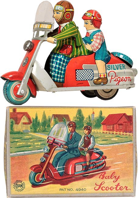 Vintage Space Toys : Free appraisals antique buddy l trucks cars vintage
