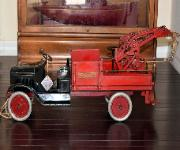 Buying Buddy L Trucks, Pressed Steel Toys Price Guide, 1920's buddy l wrecker value, vintage buddy l wrecker value, buddy l wrecker tow hook, Vintage Buddy L Toys Price Guide, Keystone Toy Wrecker Truck, Buddy L Wrecker Pictures and Identification, buddy l wrecker prices,Keystone Wrecker Value Guide, Steelcraft Toy Trucks For Sale