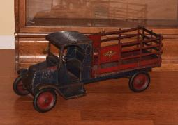american national toy trucks,american national coal truck,online american national toy trucks information, american national stake truck,american national circus truck,american national packard automobile,american national richfield oil truck,american national dump truck,moving van,buddy l toys,chemical truck,buddy l toys for sale, vintage space toys for sale, antique toy trucks for sale