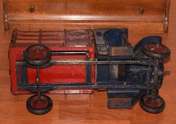 buying american national toy trucks any condition free appraisals, www.buddylmuseum.com, american national toy trucks,american national coal truck,american national stake truck,american national circus truck,american national packard automobile,american national richfield oil truck,american national dump truck,moving van,buddy l toys,chemical, 1926 american national stake truck for sale
