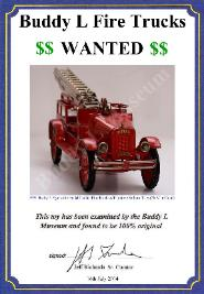 Buddy L Fire Trucks Price Gudie Contact us with your antique buddy l trucks for sale highest prices paid free appraisals, buddy l trucks on ebay, buddy l trucks price guide, buddy l trucks parts,  buddy l trucks history, buddy l trucks for sale,  vintage buddy l trucks, old buddy l trucks,  toy buddy l trucks, buddy l trucks with removable ladders,  buddy l trucks appraisals, buddy l trucks vintage price guide, 1920's buddy l trucks, antique buddy l trucks,  buddy l trucks pickup, restored buddy l trucks, buddy l fire truck ebay, buddy l toys price guide 	 buddy l trucks ebay 16 	 old buddy l toy trucks 17 	 ebay buddy l toy trucks 18 	 buddy l trucks prices old buddy l trucks craigslist  t-reproductions buddy l trucks