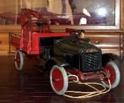 Free Buddy L Toys Identification, Free Buddy L Toys Price Guide and Information, Buddy L Wrecker parts, 1920's, 1930's, Buddy L Wrecker ebay, Buddy L Wrecker Truck live auction, www.buddylmuseum.com