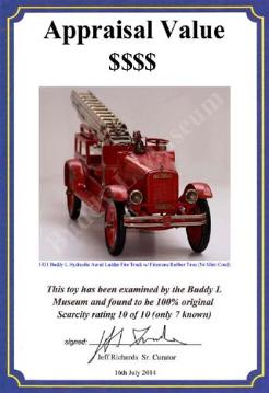 www.buddylmuseum.com, buddy l fire truck for sale, buddy l tugboat for sale,  buddy l truck ebay, buddy l truck facebook, buying vintage tin toys, buddy l cars wanted, free american antique buddy l trucks appraisals,  Buddy L Trucks Ebay, radicon robot for sale, black buddy l dump truck, 1932 buddy l fire truck, vintage space toys for sale, keystoen coast to coast bus, buddy l,toy appraisals,antique toy appraisals,appraisals,toy appraisal,keystone toy truck,steelcraft,buddy l cars,buddy l toy truck,antique buddy l truck,online toy appraisals,antique toys,antique,space toys,vintage toy appraisals,tin robots,japanese,value