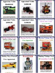 Buddy L Museum Voted #1 Antique Toy Website Buying rare Buddy L trucks, how to date a Buddy L Truck, buddy l cars free pressed steel toy appraisals